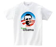 オバマTシャツ 44th President of United States