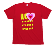 WE LOVE RUN!